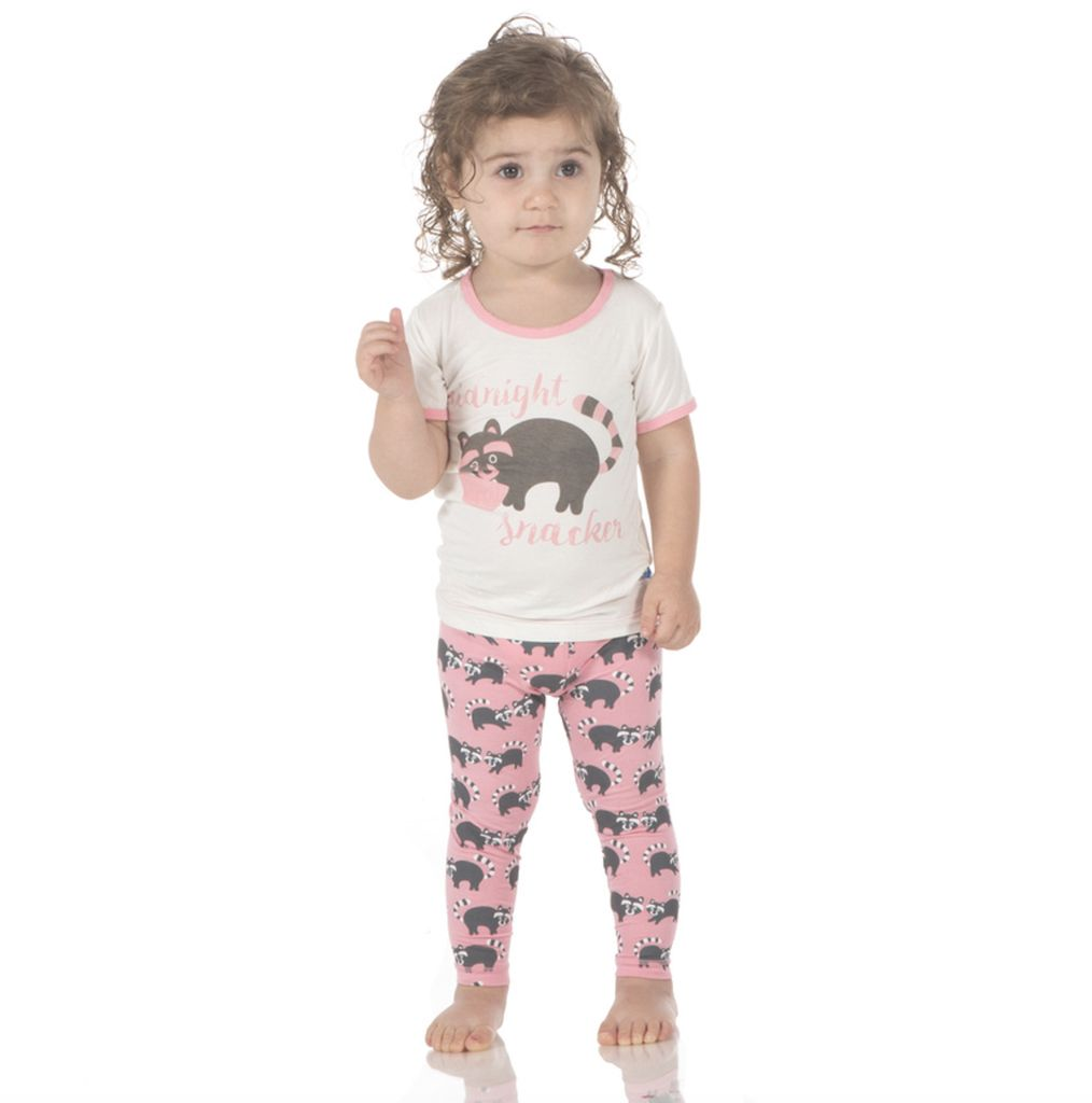 Kickee Pants Short Sleeve Pajama Set