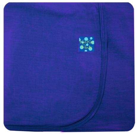 Kickee Pants Solid Stroller Blanket.Kite