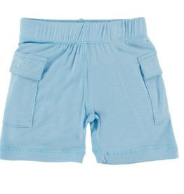 Kickee Pants Solid Cargo Short
