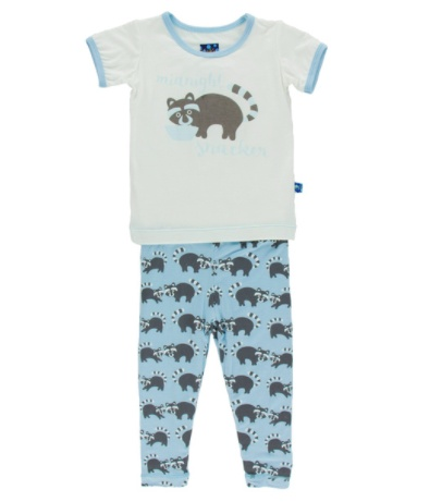 Kickee Pants Short Sleeve Pajama Set