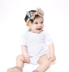 Lincoln&Lexi The Abbey Bow Headband