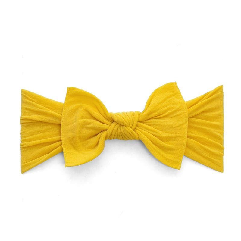 Baby Bling Knot (Mustard)