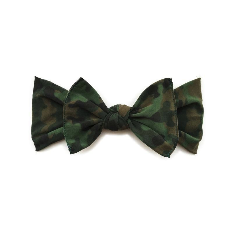 Baby Bling Printed Knot (Camo)