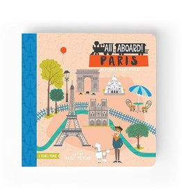 Lucy Darling All Aboard Paris