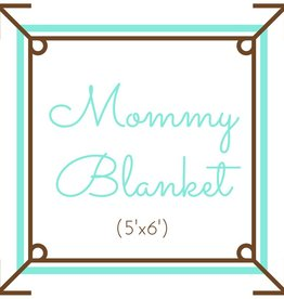 Lincoln&Lexi LL- Mommy Blanket