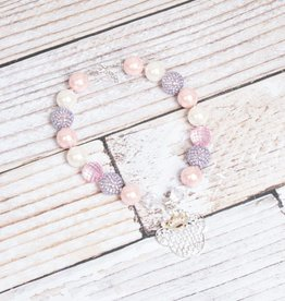 Lincoln&Lexi The Minnie Sparkle Necklace