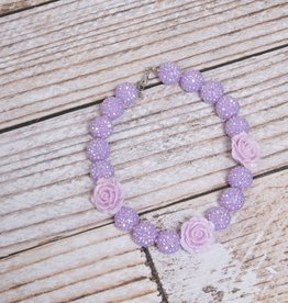 Lincoln&Lexi The Lavender Lola Necklace