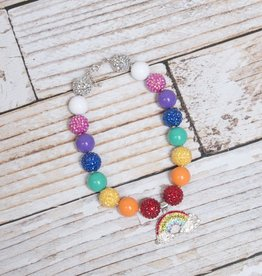 Lincoln&Lexi Somewhere Over The Rainbow Necklace