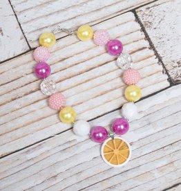Lincoln&Lexi The Little Lemonade Necklace