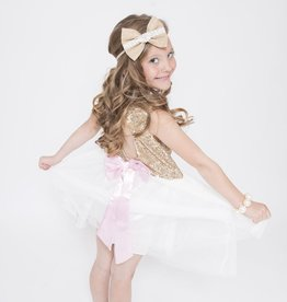Lincoln&Lexi The Remington Sparkle Heart Dress
