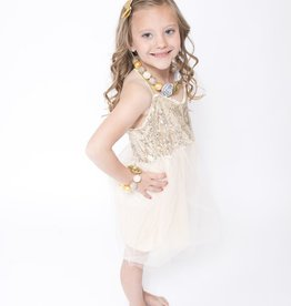 Lincoln&Lexi The Remy Sequin Princess Dress