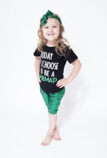 Lincoln&Lexi Today I Choose To Be A Mermaid 3 Pc Set