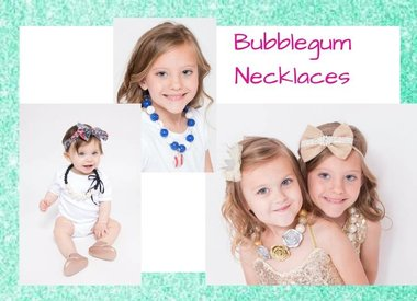 Bubblegum Necklaces