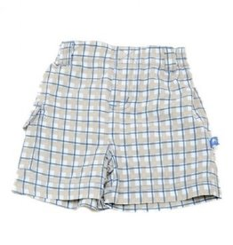BLUE CHECKER SHORT.5T