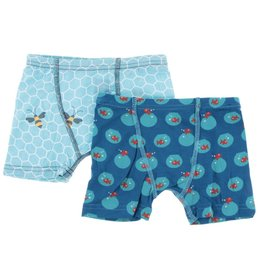 Kickee Pants Boxer Briefs Set