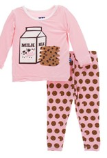 Kickee Pants Long Sleeve Pajama Set