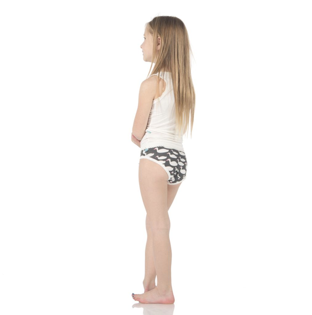 Kickee Pants Girl Underwear (Set of 2)