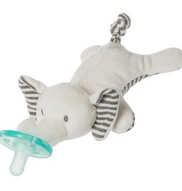 MARY MEYER Afrique Elephant WubbaNub Pacifier – 6″