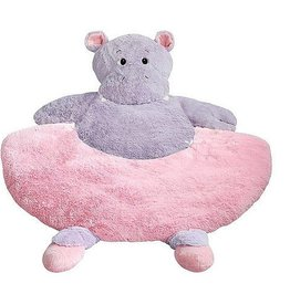 MARY MEYER Ballerina Hippo Baby Mat – 31×23″