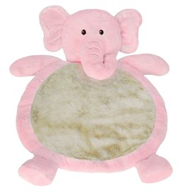 MARY MEYER Pink Elephant Baby Mat – 31×23″