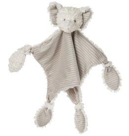 MARY MEYER Afrique Elephant Character Blanket – 13×13″