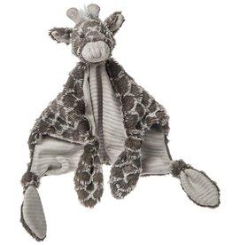 MARY MEYER Afrique Giraffe Character Blanket – 13×13″