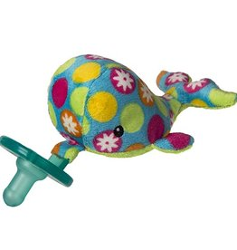 MARY MEYER Bubbly Whale WubbaNub Pacifier – 6″