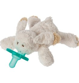 MARY MEYER Oatmeal Bunny WubbaNub Pacifier – 6″