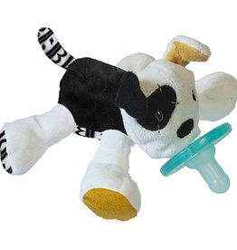 MARY MEYER Tic Tac Toby WubbaNub Pacifier – 6″
