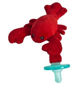 MARY MEYER Lobbie Lobster WubbaNub Pacifier – 6″