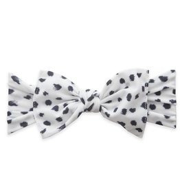 Baby Bling Printed Knot (Dalmation)
