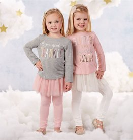 Mud Pie SPARKLE & GLITTER T-SHIRTS