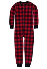 Hatley Buffalo Plaid Union Suit