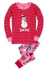 Hatley Vintage Holiday-Pink