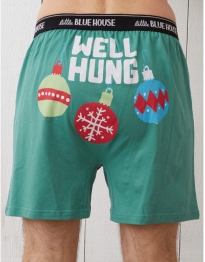 Hatley Well Hung