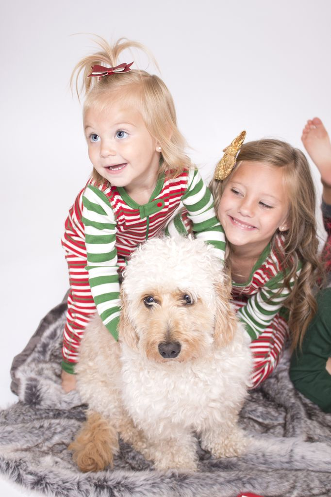 Hatley Red Holiday Stripe