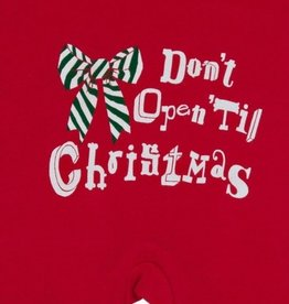 "Hatley ""Don't Open Until Christmas"""