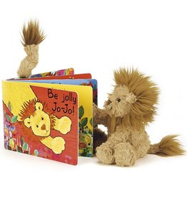 JellyCat Be Jolly Jo-Jo Book
