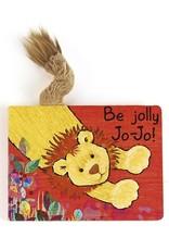 JellyCat Be Jolly Jo-Jo Book