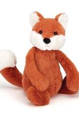 "JellyCat Bashful Fox Cub Medium 12"""