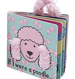 JellyCat If I Were A Poodle Book