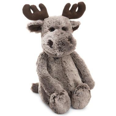 "JellyCat Marty Moose Medium 12"""