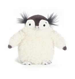 JellyCat Tinsel Penguin 6""