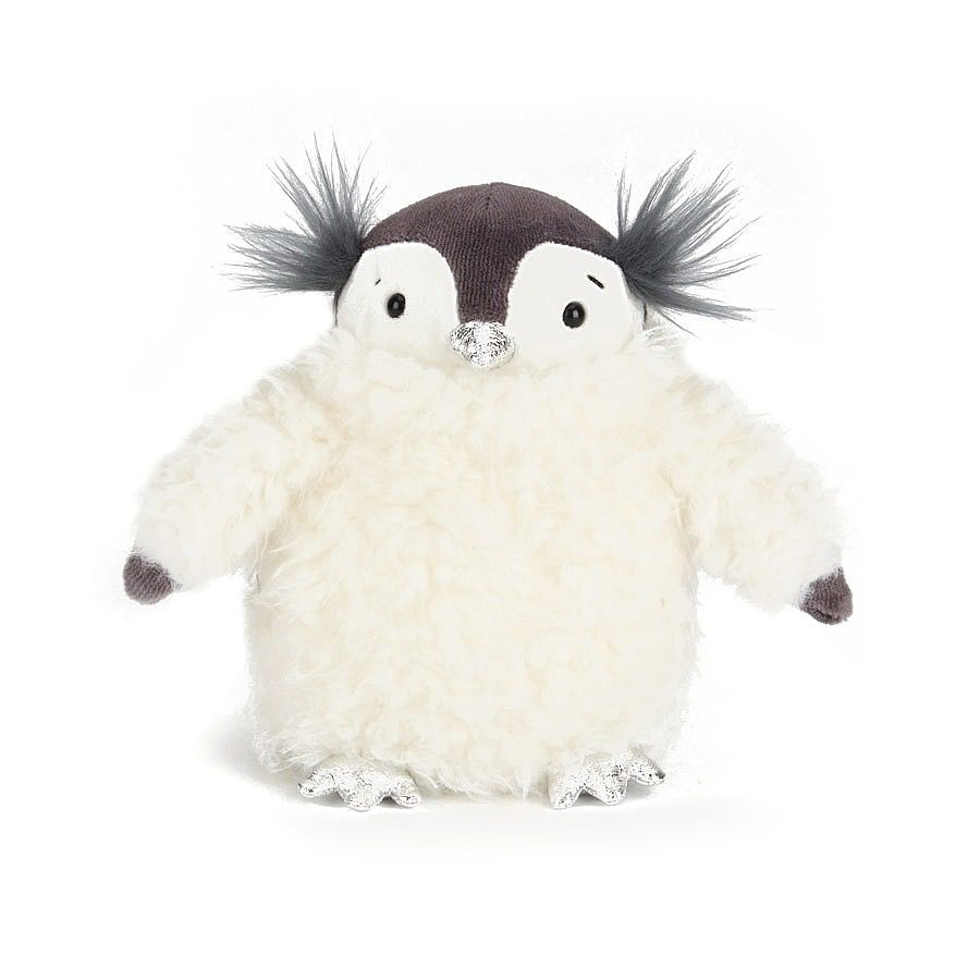 "JellyCat Tinsel Penguin 6"""
