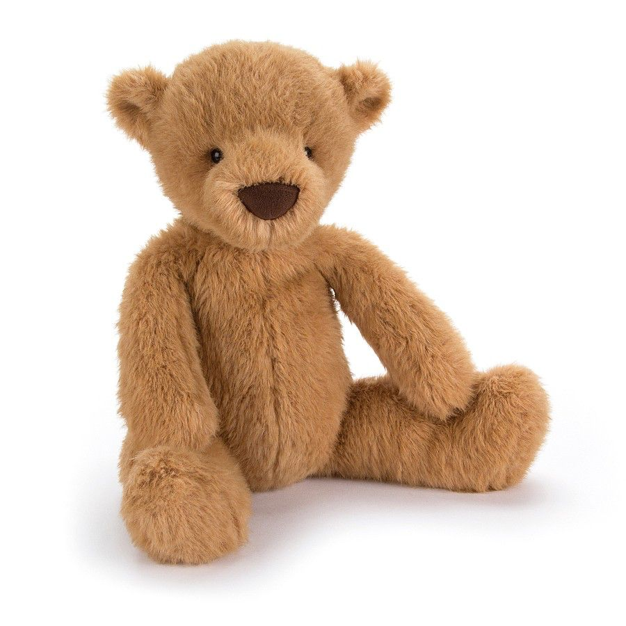 JellyCat Benjamin Bear Small 10""