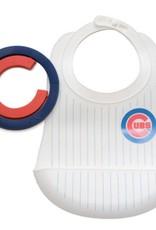 CHEWBEADS MLB BIB. CHICAGO CUBS