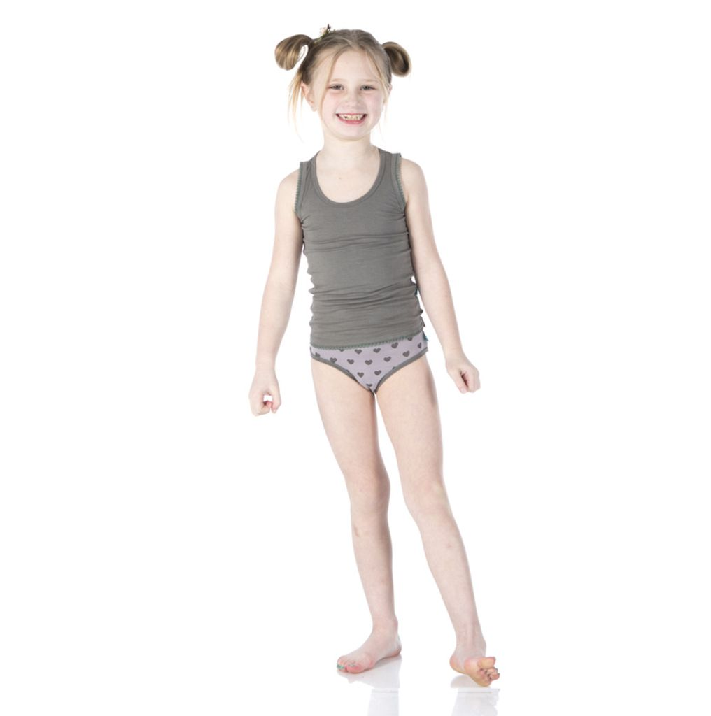 Kickee Pants Girl Underwear Set