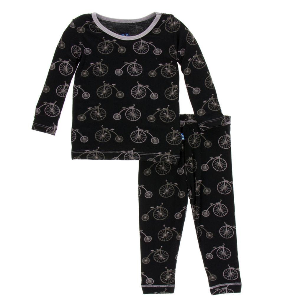 Kickee Pants Long Sleeve Pajama Set