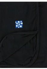 Kickee Pants Basic Stroller Blanket (Midnight - One Size)