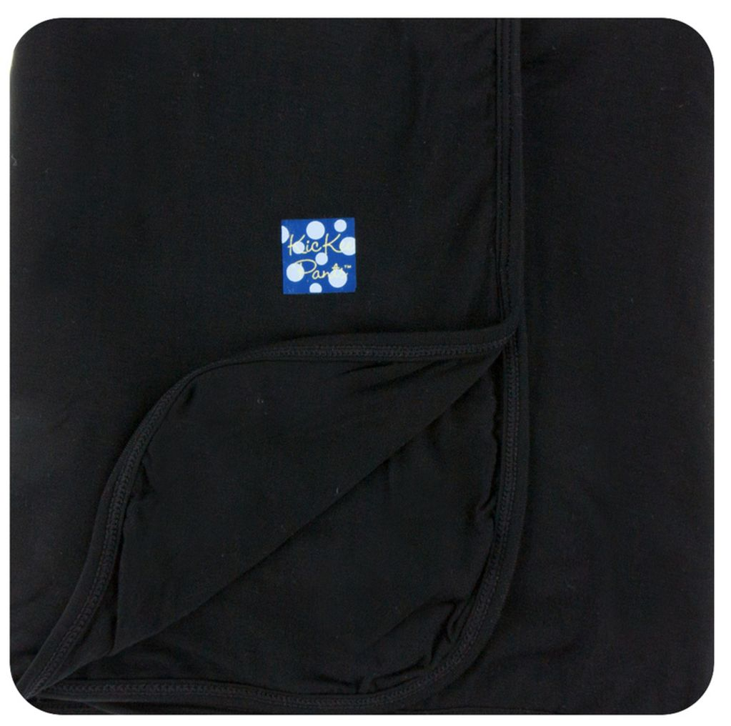 Kickee Pants Basic Stroller Blanket (Midnight - One Size)